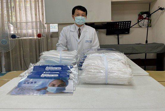 三軍總醫院主任李曉屏醫師。 台灣長照醫學會/提供