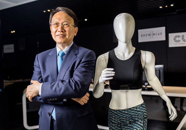 借疫情對服飾業的衝擊,聚陽甩開跨時尚代工的標籤,緊抓未來「運動休閒趨勢」。 圖/...