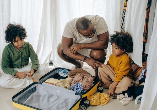 長時間照護孩子,讓許多家長有焦慮問題。 圖/pexels