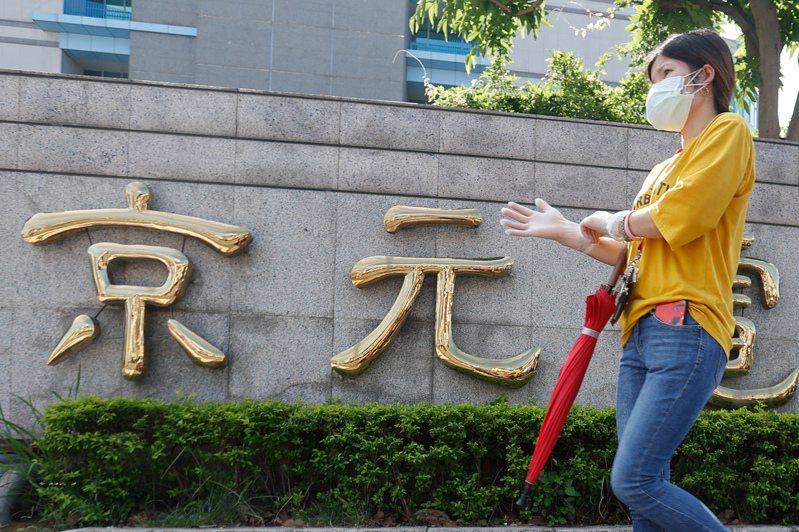 封測大廠京元電日前爆發移工群聚感染。聯合報系資料照片/記者黃仲裕攝影