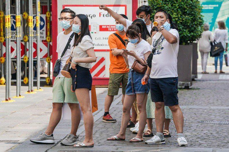 歐洲國家關注2019冠狀病毒疾病新變異病毒,義大利高等衛生研究院表示,過去一個月境內Delta 和Kappa變異病毒病例飆升。 歐新社