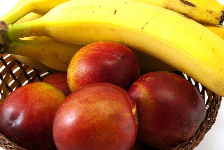 香蕉美味且有妙用。示意圖/ingimage 提供