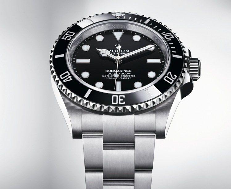 Submariner系列又分無日期的Submariner腕表與具有日期視窗的Su...