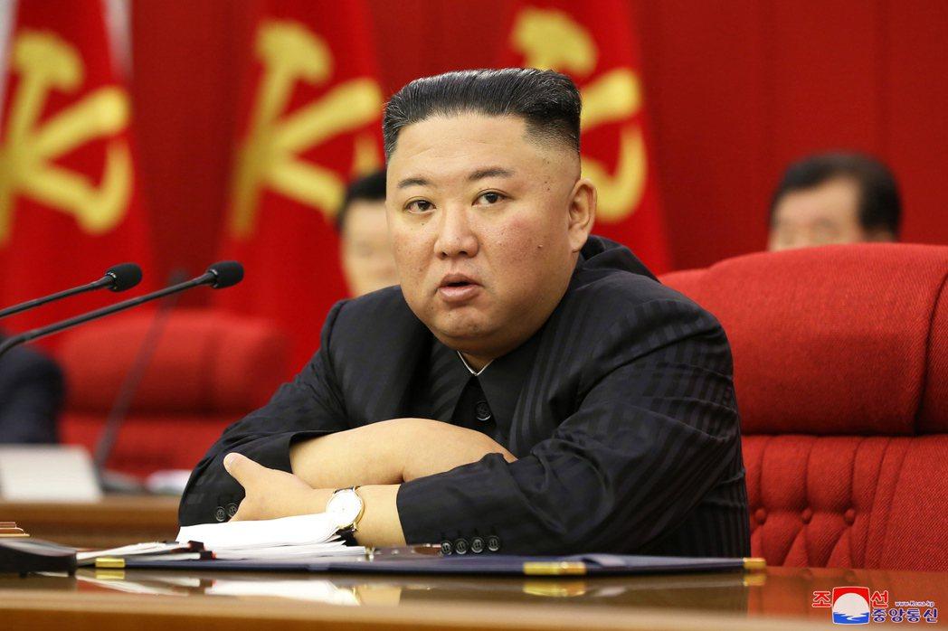 北韓領導人金正恩日前首度坦承國內面臨嚴重的缺糧問題。歐新社
