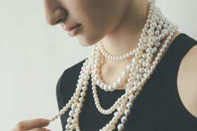 柔美而內斂 六月誕生石「珍珠」的古典魅力