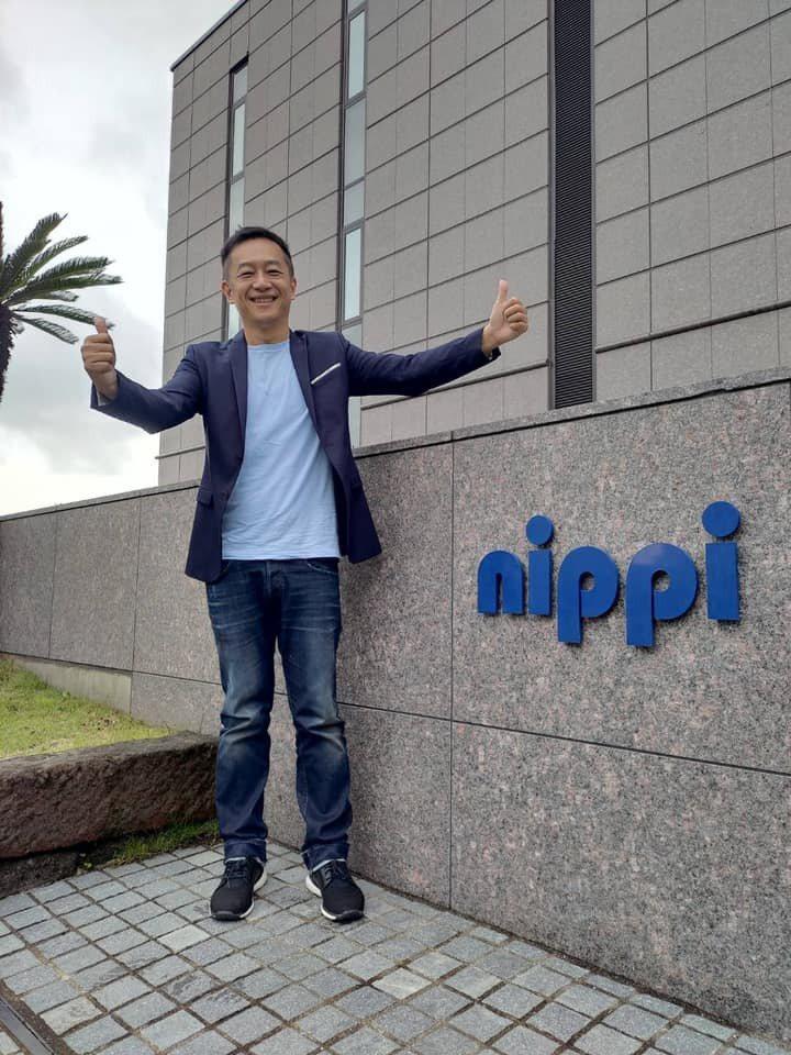 陳昭榮目前轉型做電商和短影音很成功。圖/摘自臉書