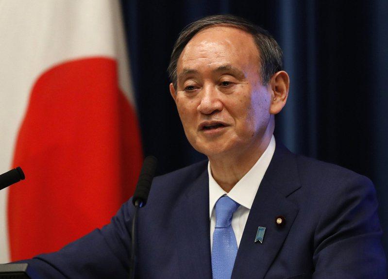 日本首相菅義偉的首份經濟計畫18日獲國會批准,計畫第一要務是加強國內的晶片供應鏈。美聯社