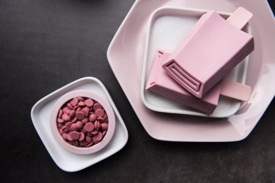 大陸冰品品牌鐘薛高最近衝上網路熱搜,該品牌冰品走高單價路線。圖/取自大陸自媒體