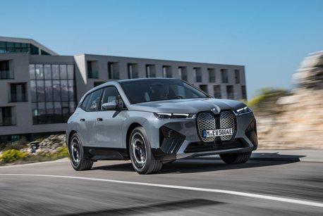 不只是豪華純電旗艦休旅 全新BMW iX兼具大器細膩思維