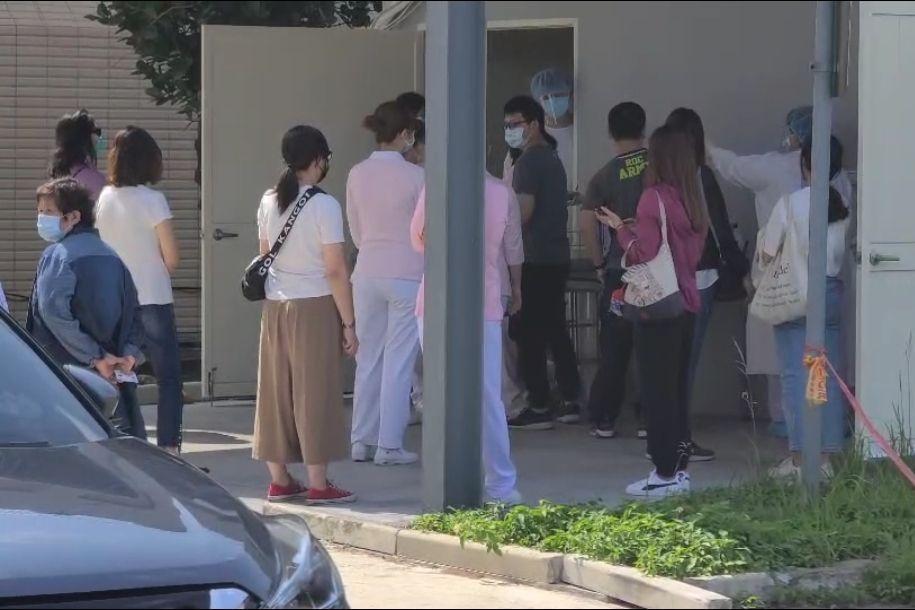 國軍桃園總醫院4人院內感染 急門診暫停