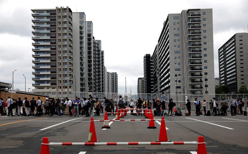 日本東京奧運預計7月23日開幕。 路透社
