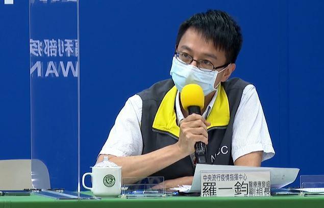 指揮中心醫療應變組副組長羅一鈞說,6月發病個案死亡數減少,預估本週死亡數將再下降...