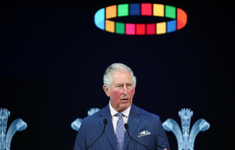 查爾斯被曝有意在繼位後修法,封殺所有非長子子孫擁有王子與公主頭銜的機會。(路透資