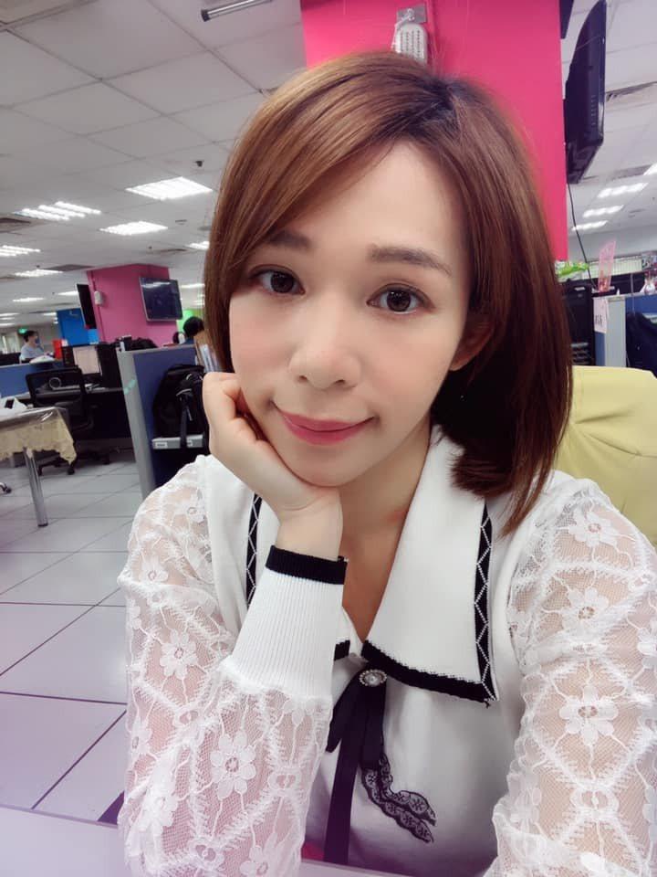華視主播林彥汝透露婆婆正在和新冠肺炎搏鬥。圖/摘自臉書