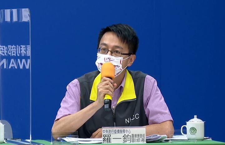 羅一鈞說,該院群聚事件累計11人染疫,包含2名已打過疫苗的護理師、4名病患及5名...