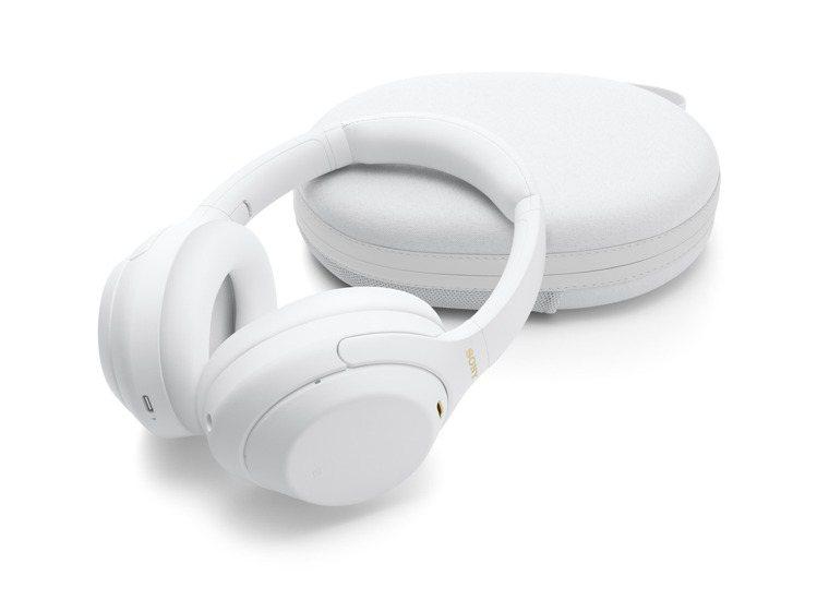 Sony WH-1000XM4 無線主動式降噪耳機推出全新限量靜謐白版,建議售價...