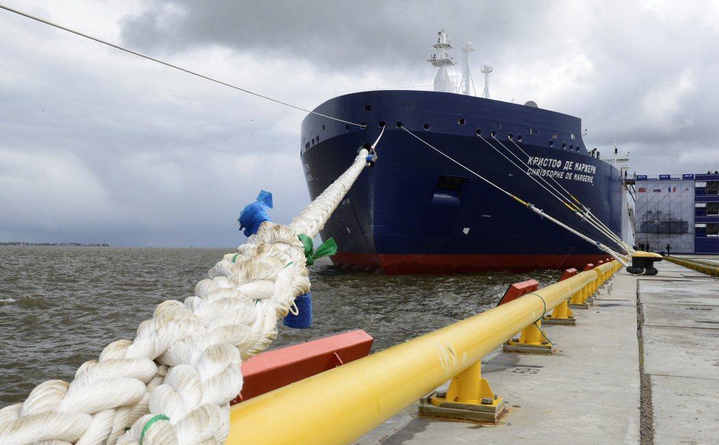 俄羅斯最大液化天然氣(LNG)生產商計劃6月中開始,穿越北極將天然氣運往亞洲,這...