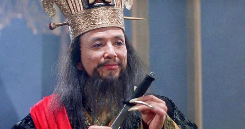 華裔資深男星吳漢章,將在明年於好萊塢星光大道擁有屬於自己的星星。圖/摘自imdb