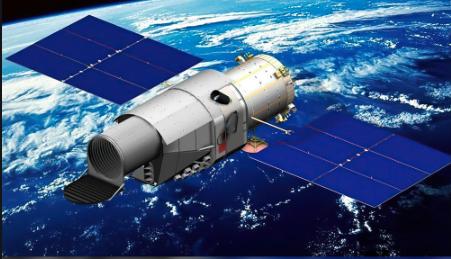 中國太空站巡天望遠鏡計畫將於2024年發射入近地軌道開展巡天觀測,它的實際視野,...