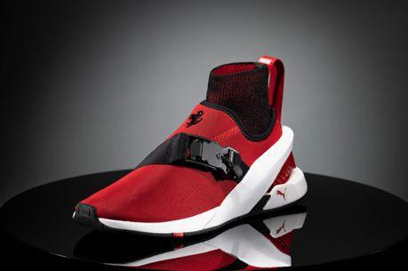 心靈馬力+1000匹 Puma與Ferrari推出聯名超炫鞋款