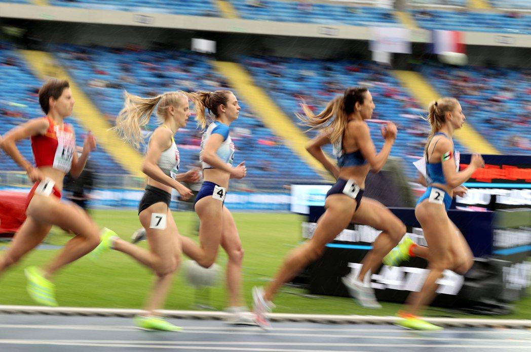 在運動項目中,每個人先天條件本來就有所不同,即便都是生理男性,身高、體重、肌肉量...