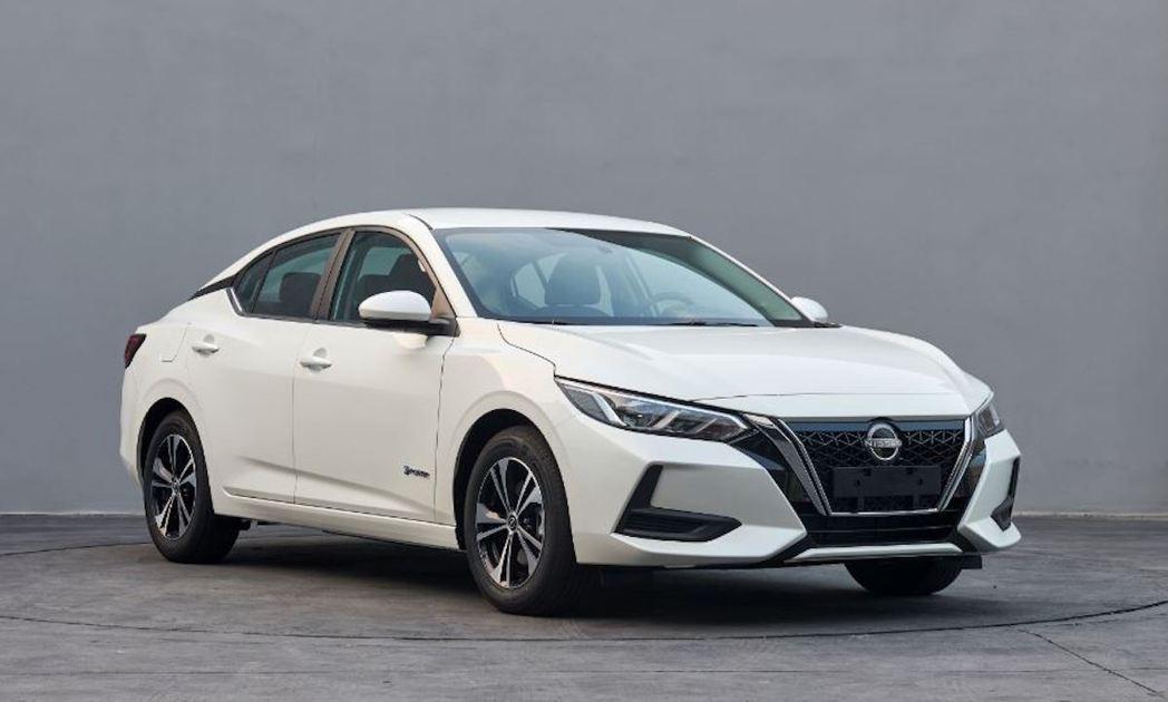 Nissan Sylphy e-POWER。 摘自搜狐