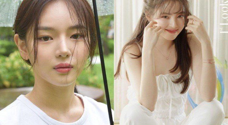 圖/擷自instagram、instagram 右:韓素希,左:車珠英
