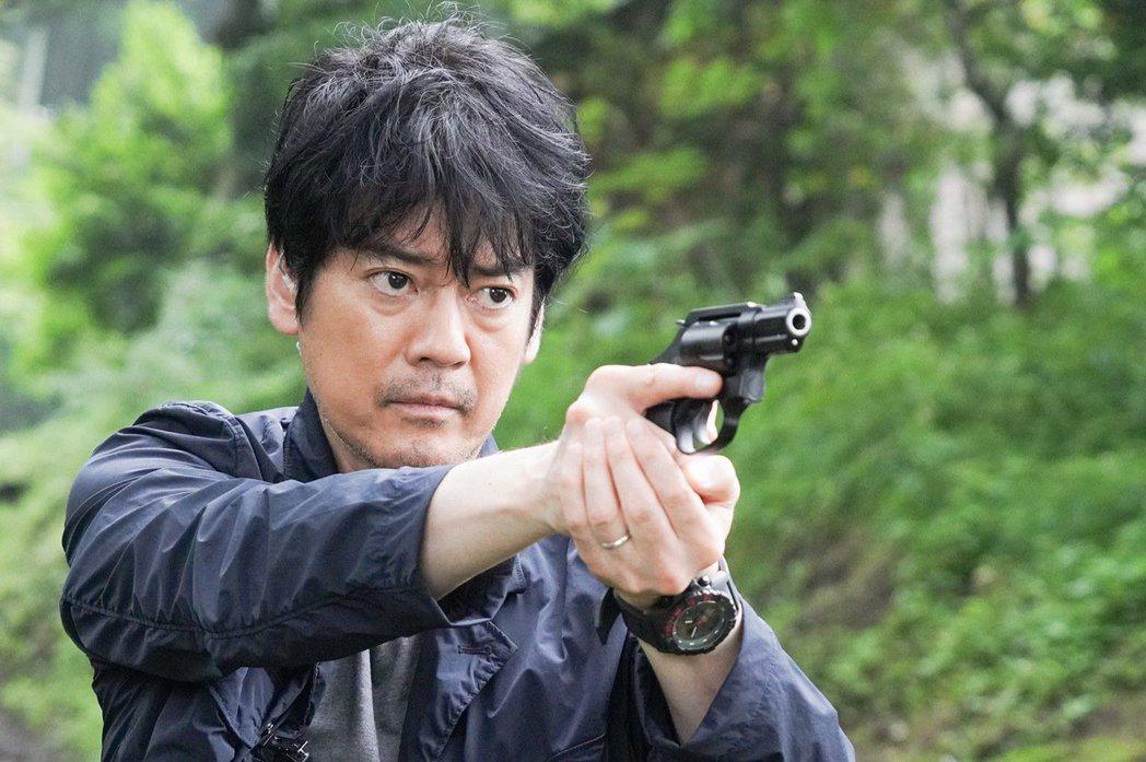 唐澤壽明演出日版男主角。圖/擷自推特