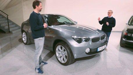 影/BMW X5加Z4到底會長怎樣? 原廠直接做給你看