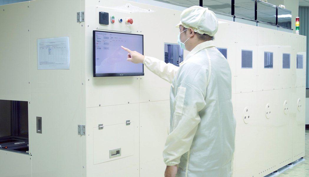 HDMI 光纖線自動化,大幅降低人力成本並提高產能。 波克夏科技/提供