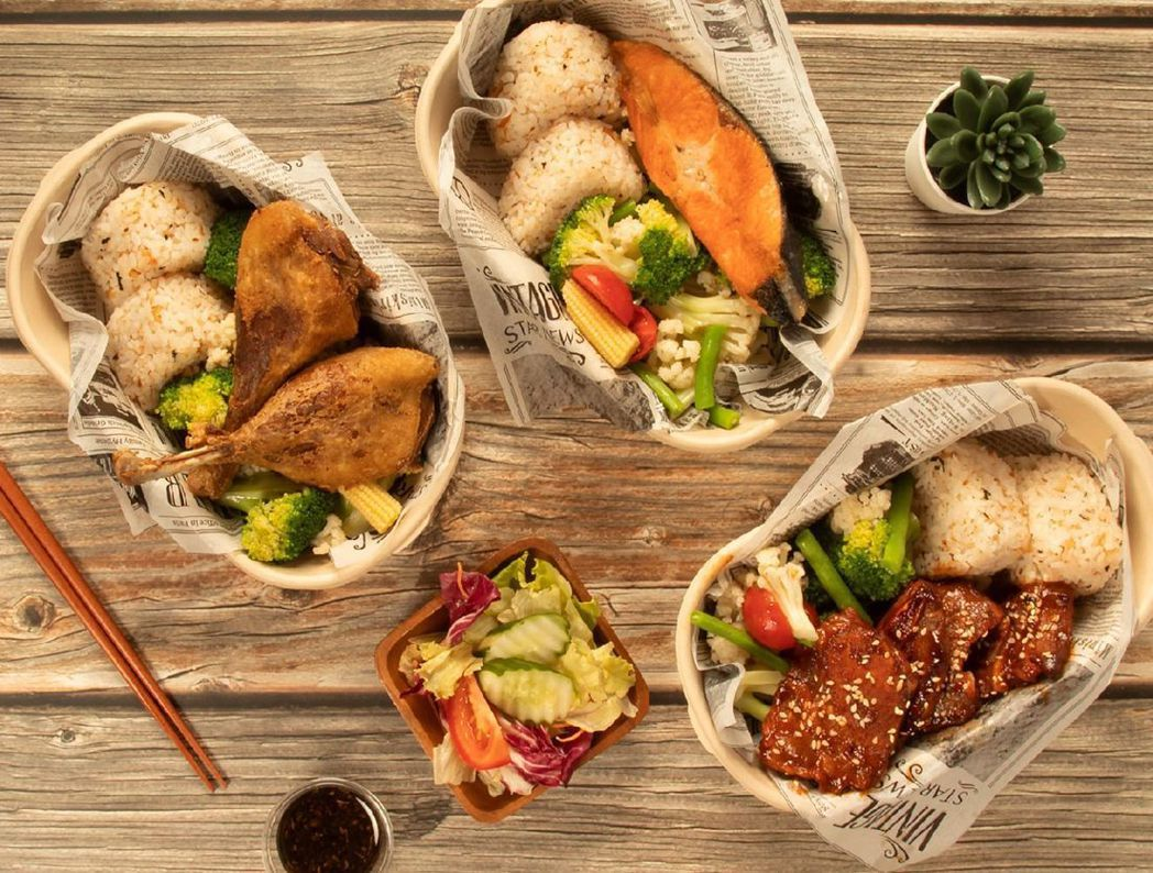 宜蘭館-燦燦好食,推出黃金海陸明星組合飯食。     煙波國際觀光集團/提供