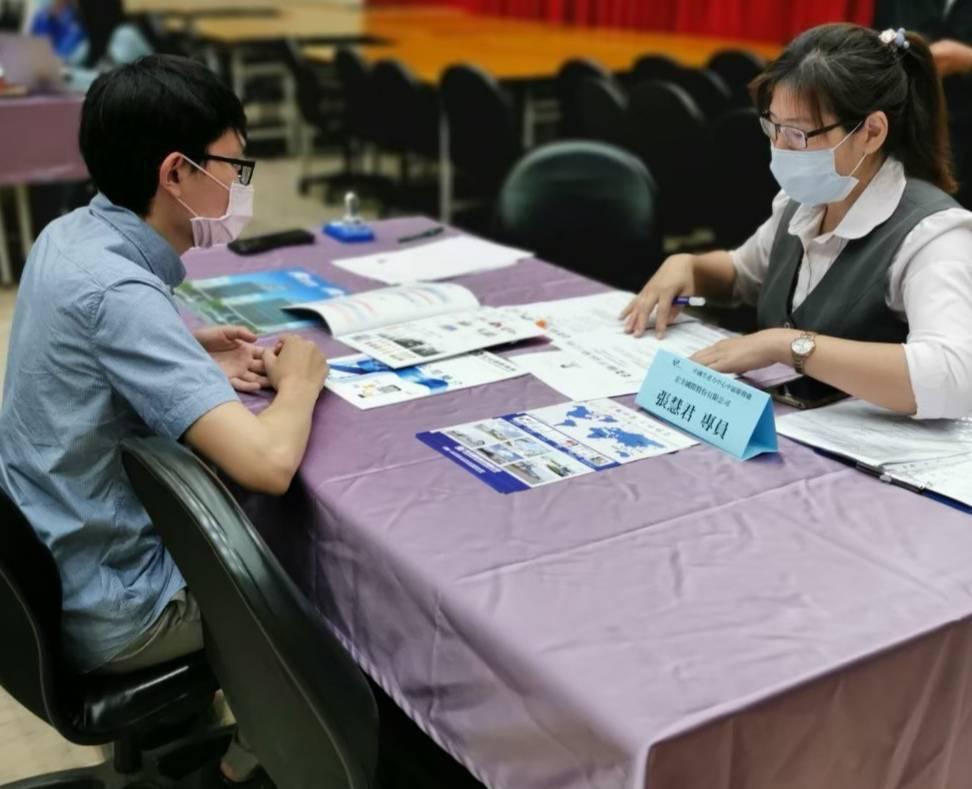 媒合智慧控制整合人才培訓班學員。 中國生產力中心/提供
