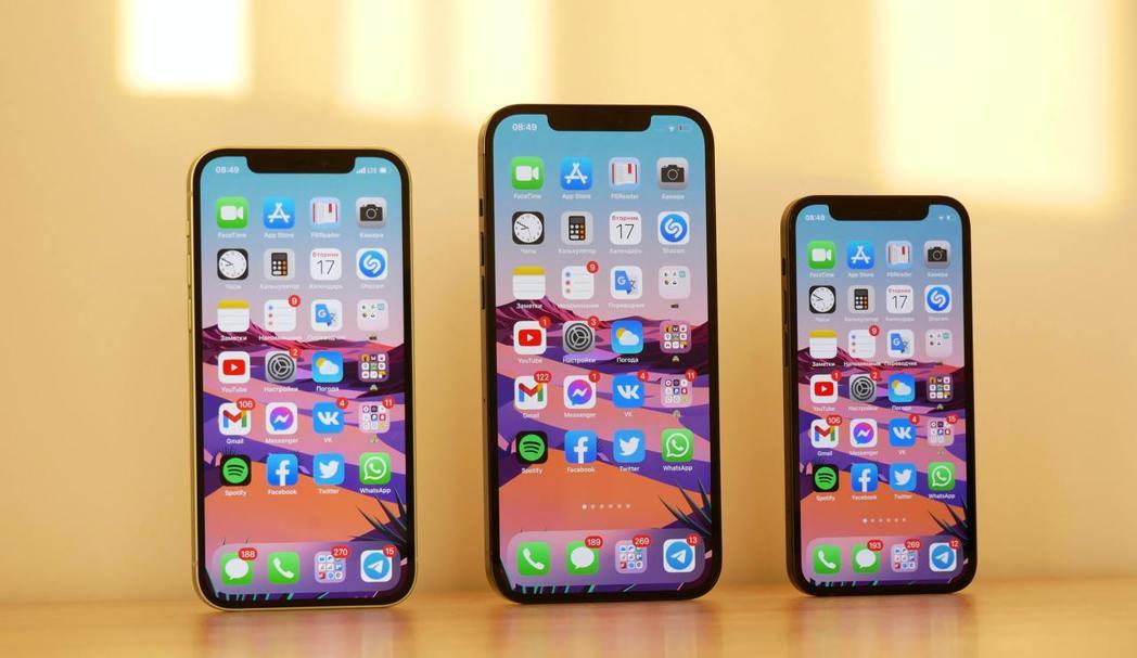 蘋果銷量持續走下坡,並未因iPhone 12春季新色而帶動。 傑昇通信/提供