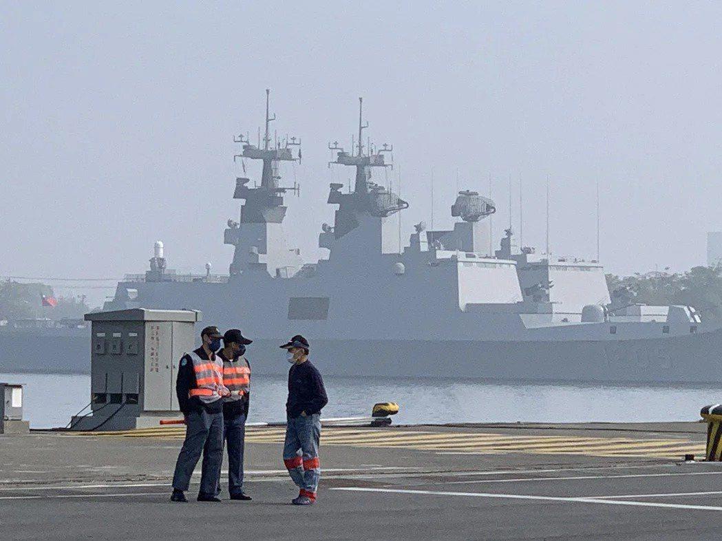 傳海軍協議將六艘拉法葉艦升級案將交由中山科學研究院擔任主合約,對法採購執行升級案...