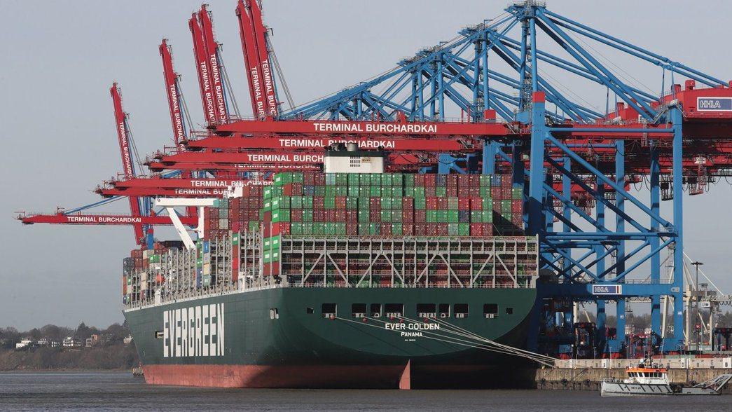 貨櫃海運亂象恢復正常可能還要幾年時間。歐新社