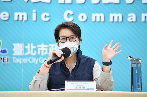 台北市副市長黃珊珊今表示,經北市府比對,小禾馨診所有一部分疫苗,違規幫非機構內人...