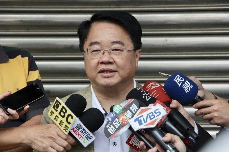 民進黨立委吳秉叡。圖/聯合報系資料照片