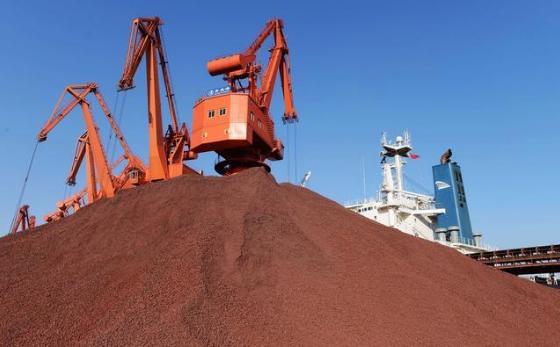 大陸兩部委排查鐵礦石異常交易和惡意炒作行為。搜狐財經