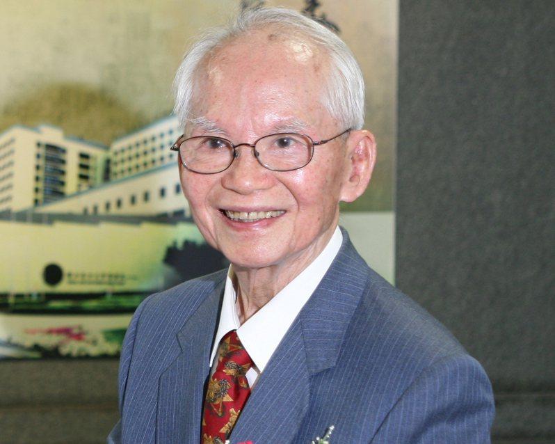 成大前任校長夏漢民18日於家中過世享壽89。圖/成大提供