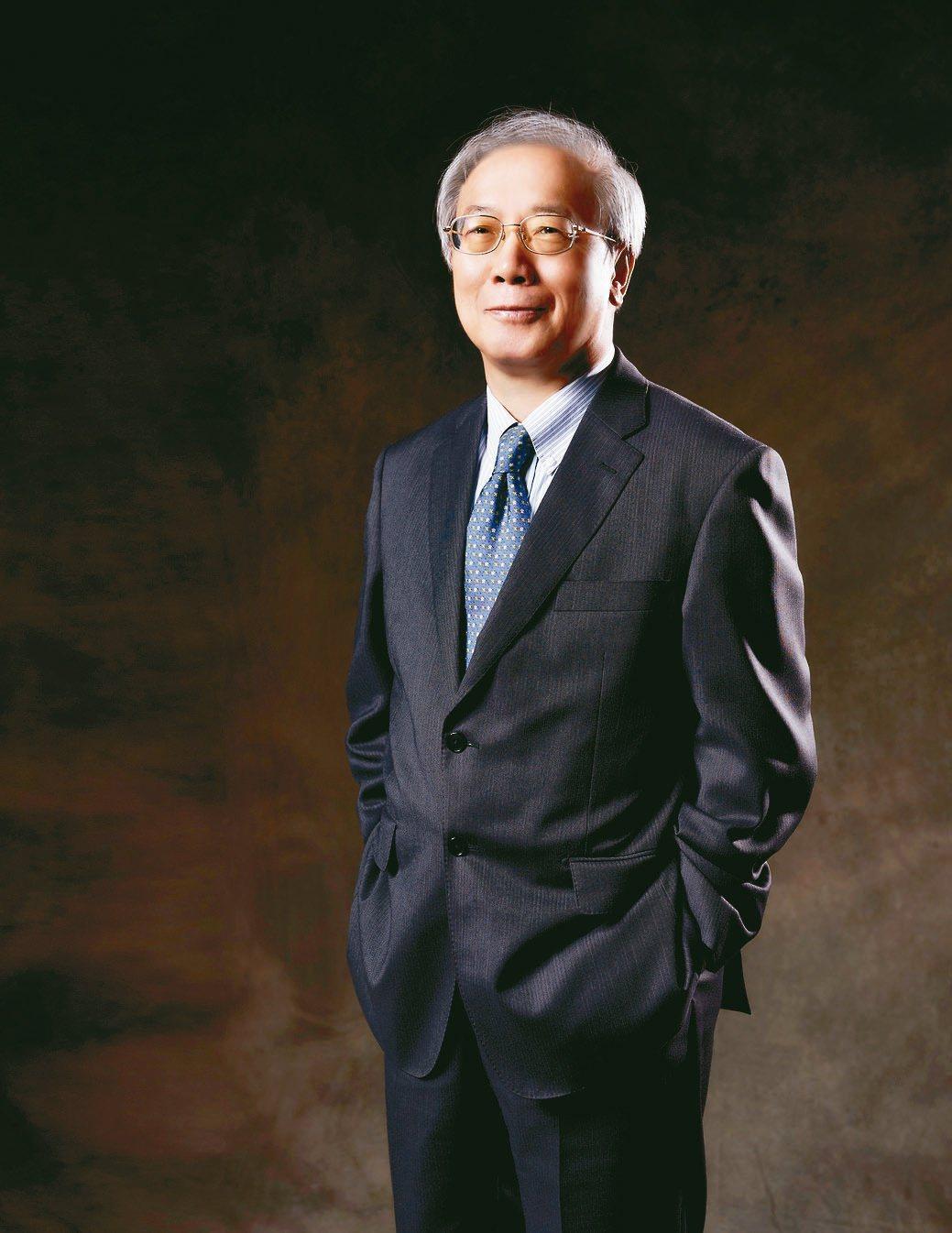 台灣人壽董事長黃思國。台灣人壽/提供