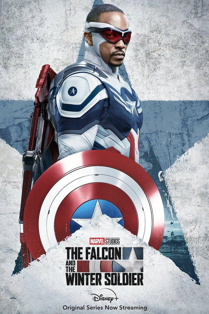 安東尼麥奇確定從「獵鷹」升格新任「美國隊長」。圖/摘自imdb