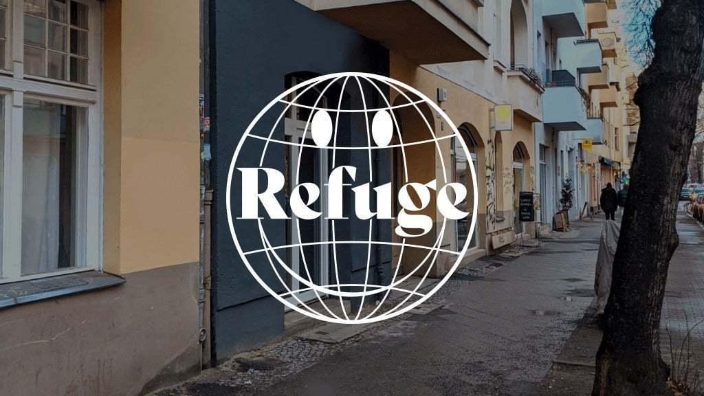 立足柏林的全新線上電台Refuge Worldwide。 圖/擷取自refuge...