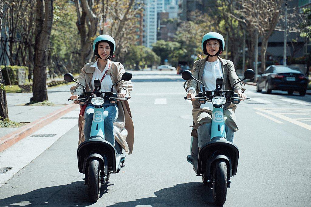 GoShare移動共享推出「防疫通勤安心 Go」訂閱制週租方案且即刻開放購買。 ...