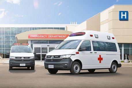 福斯商旅「乘載希望專案」!免費提供福斯商旅救護車輛進廠保養與健檢