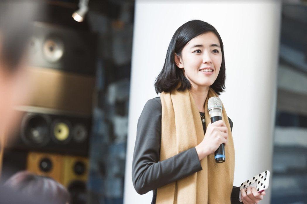 TFT為台灣而教創辦人劉安婷。 圖/TFT
