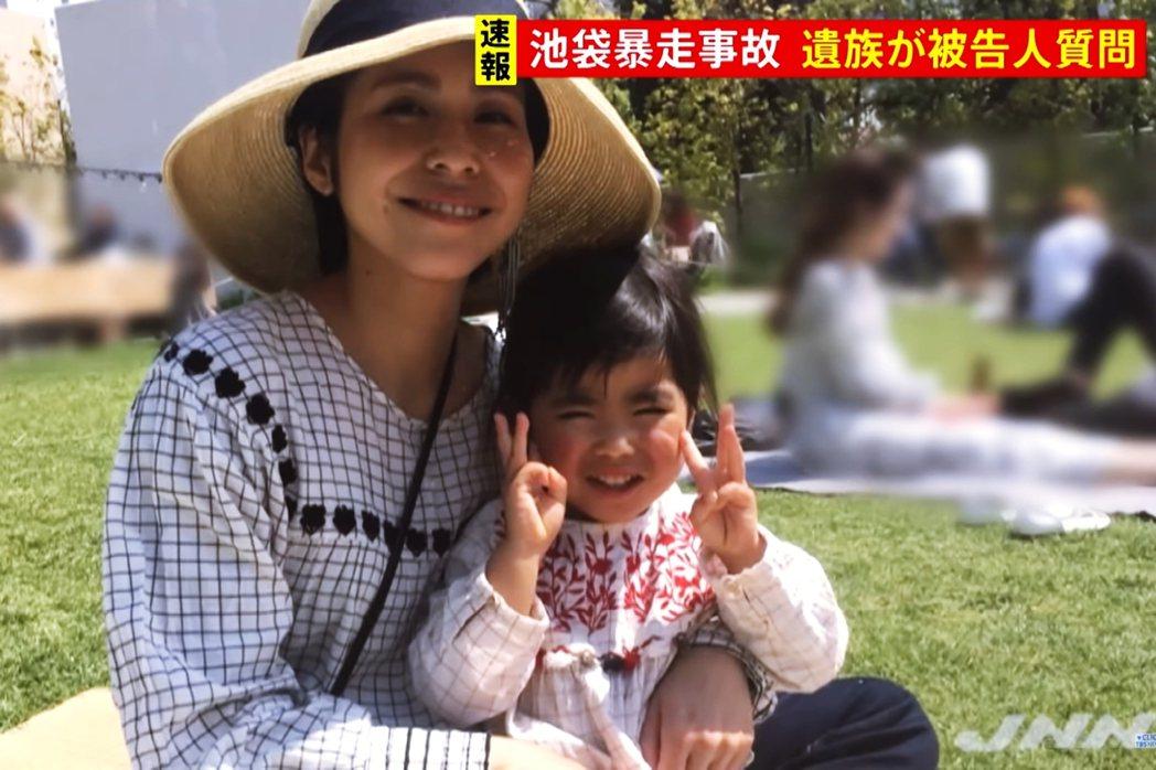 圖/JNN:被害死者松永真菜年僅31歲、女兒莉子只有3歲,又勾起大眾對於老年人害...