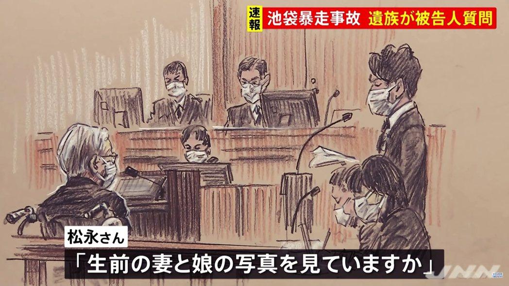 圖/JNN:「拓也:你還是堅持自己無罪對吧。」「飯塚:雖然我也覺得心痛,但我的記...
