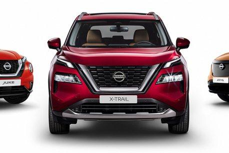 新世代Nissan X-Trail e-POWER動力來了!歐規車型資訊先確認