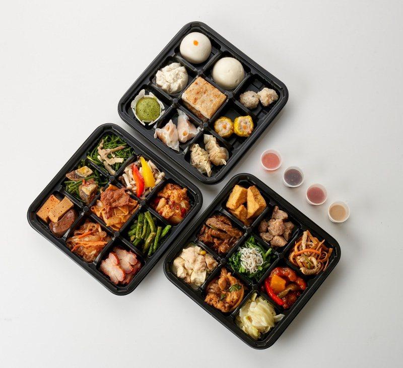 珍珠坊粵菜港點27品的升級版,價格799元。 台北福華/提供
