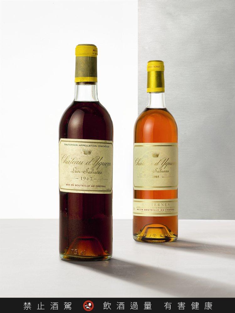 Château d'Yquem 1967年,5瓶組,估價30,000...